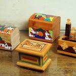 artesanias mexicanas de madera