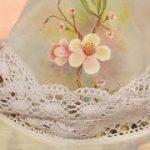 diseños de flores para pintura sobre tela