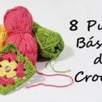 manualidades en crochet paso a paso gratis