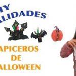 manualidades faciles de halloween para niños
