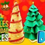 manualidades para hacer arboles de navidad