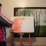revistas online de pintura sobre tela
