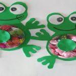 como hacer souvenirs del sapo pepe en goma eva