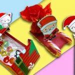manualidades navideñas faciles para regalar