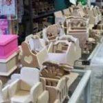 manualidades en madera country