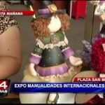 expo manualidades plaza san miguel