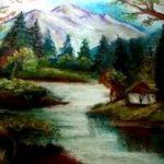 diferencia entre pintura decorativa y artistica